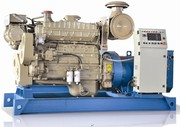 Used Marine Diesel Power Generators Manufacturers in Ahmedabad-India :