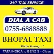 METRO CAB BHOPAL. 0755-6888888 & 0755-6060606