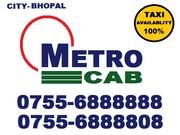 METRO COOL CAB BHOPAL 0755-6888888 & 0755-6060606