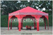 affactinate handmade tent