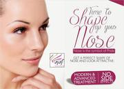 Shape Up Your Nose With Rhinoplasty in Indore