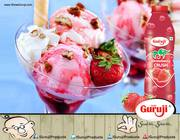 Buy Online -  Strawberry Thandai | Thandai | Shreeguruji