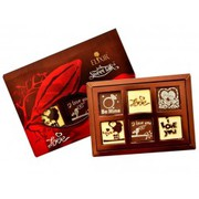 Precious Love Chocolates 6 Pcs
