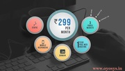 Oyosys ǀ Website Development at just 299 per Month