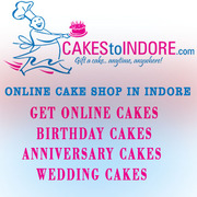 wedding cakes in indore
