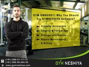 On line Gym Management Software With  Variant Features