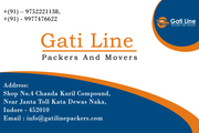 indore best packers and movers - gati line packers