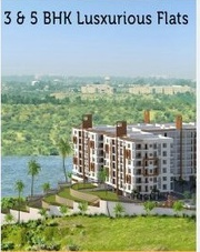 3 & 5  BHK Flats Available In A Prime Location Kolar Road Bhopal