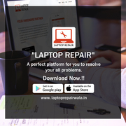 Laptop Repair App | Asus Laptop Repair in Indore