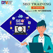 SEO Training Classes,  SMO,  PPC & ORM in Indore