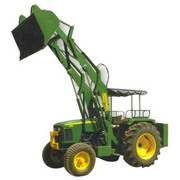 Tractor Fitted Loader - Construction equipment,  building supplies