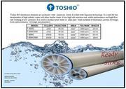 Toshio Industrial RO membrane