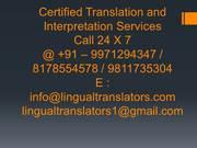 Arabic Translation And Translator In Ratlam