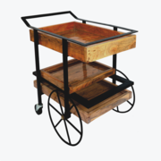 Hotel Serving Trolley Manufacturers India