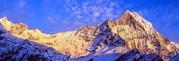 Winter tour Delhi to Annapurna Base Camp 2019
