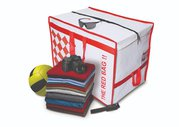 Buy 2 White Fabric Storage Bag Online at Low Prices in India