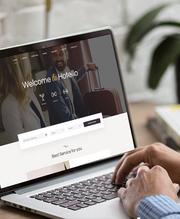 Website Design For Hotel - Hotels website design