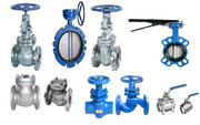 Authorised Delers of Valves in Indore
