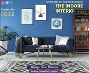 The Indore Interio - 3D View Architecture Interior Designers in Indore