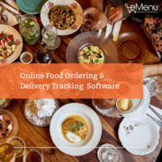 Mobile food ordering software