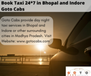 Taxi Services in Bhopal- Goto Cabs