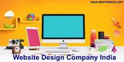 Responsive Website Design Company India - Ntier Infotech