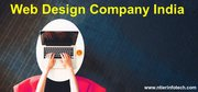 Get the best web design company India - Ntier Infotech