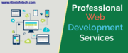 Get professional web development services at a reasonable cost.