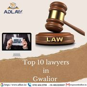 Top 10 lawyers in Gwalior