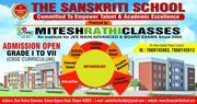 The Sanskriti School Bhopal Admission Open