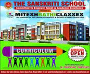 The Sanskriti School Bhopal Admission Open..
