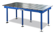 Bed Clamping & Platen Welding Table - Jash Metrology