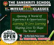 Admission open for The sanskriti School