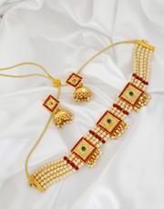 Buy Choker Designs Online at Best Price by Anuradha Art Jewellery