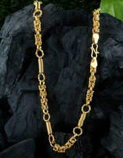 Choose the Exclusive Silver Chain Design at Low Price.