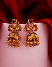 Buy Exclusive Traditional Earrings Designs for Female at Low Cost