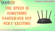 GWS 10G Broadband Network Khilchipur