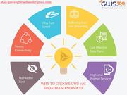 GWS 10G Broadband Network Service Rajgarh