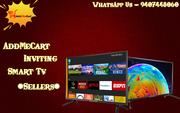 AddMeCart Inviting Smart TV Sellers