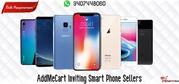 AddMeCart Inviting SmartPhone Manufacturers