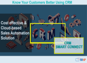 Analyze Your Customer Data with Smart Connect CRM