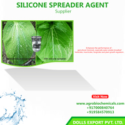 Silicone Spreader Agent Supplier in India