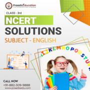 NCERT Solutions class 3 English