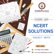 NCERT Solutions for class 3