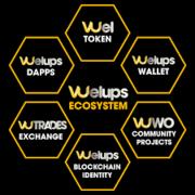 Welups Ecosystem-Platform of Digital Assets & Management