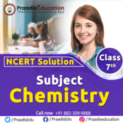 class 7 ncert solutions chemistry