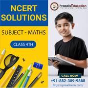 class 4 maths ncert solutions