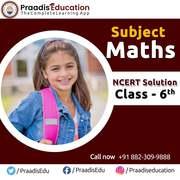 ncert solutions for maths class 6