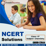 Chemistry Ncert solutions class 6