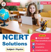 Ncert solutions physics class 6